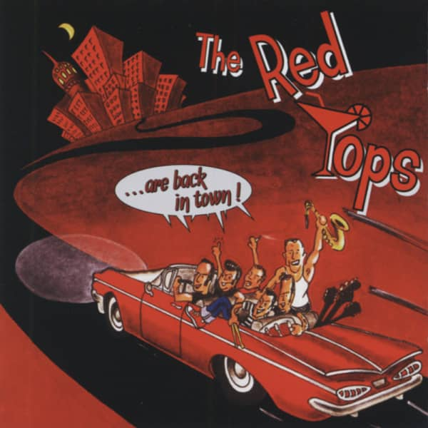 The Red Tops Are Back In Town (2012)