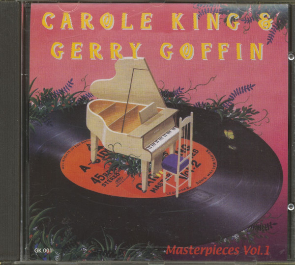 Carole King & Gerry Goffin - Masterpieces, Vol.1 (CD)
