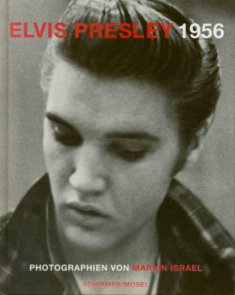 Elvis Presley 1956 - Photographien von Marvin Isreael