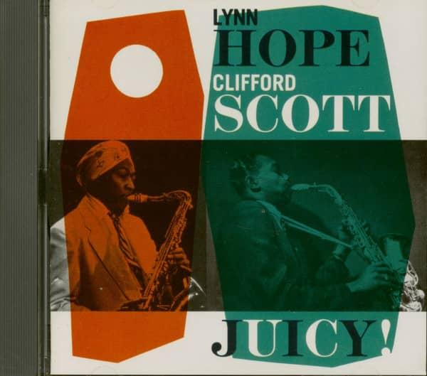 Juicy - Lynn Hope & Clifford Scott (CD)