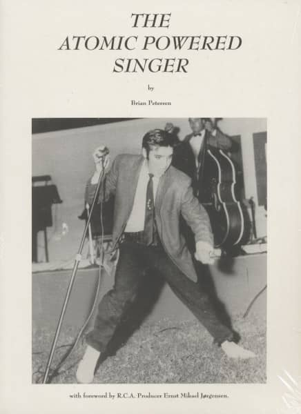The Atomic Powered Singer - Brian Petersen