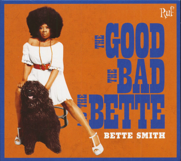 The Good, The Bad And The Bette (CD)