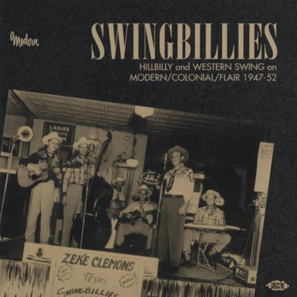 Swingbillies (Modern, Colonial, Flair 47-52)