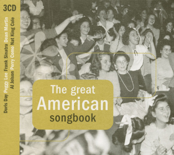 The Great American Songbook (3-CD)