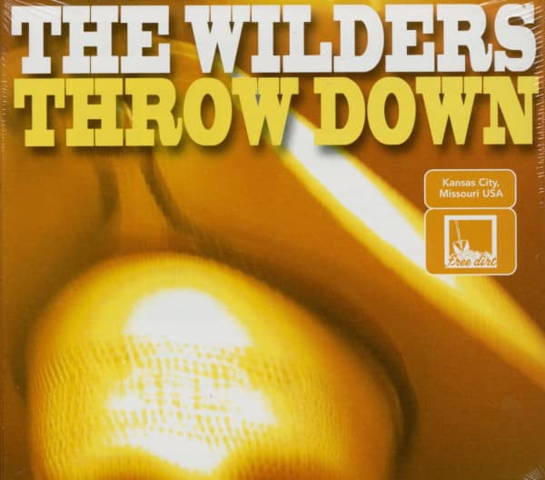 Throw Down (CD)