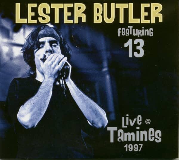 Live At Tamines 1997 (2-CD)