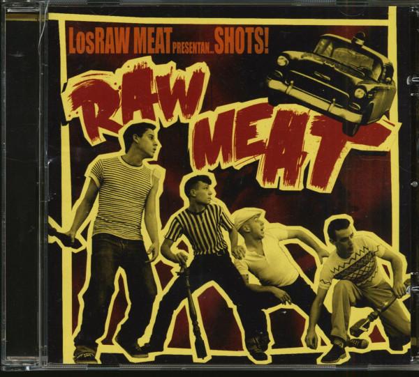 Shots!! (CD)