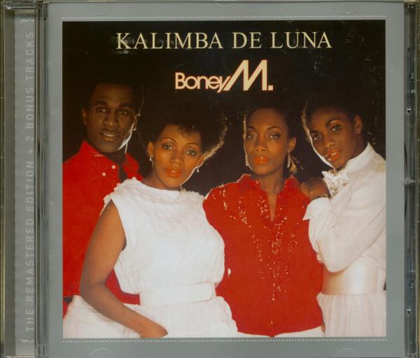 Kalimba De Luna...plus (CD)