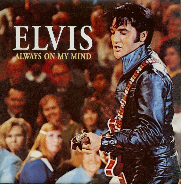 Always On My Mind - Separate Ways (7inch, 45rpm, PS, Ltd.)