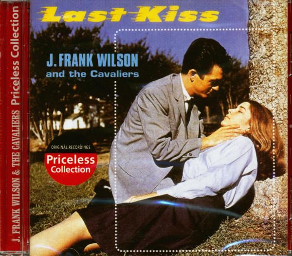 Last Kiss (CD)