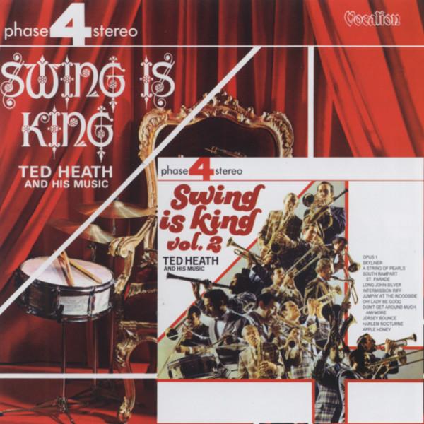 Swing Is King & Volumes 1 & 2