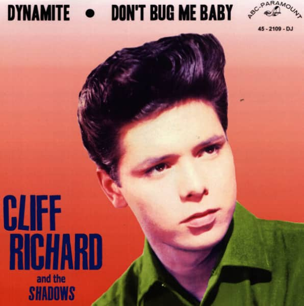 Dynamite - Don't Bug Me Baby 7inch, 45rpm