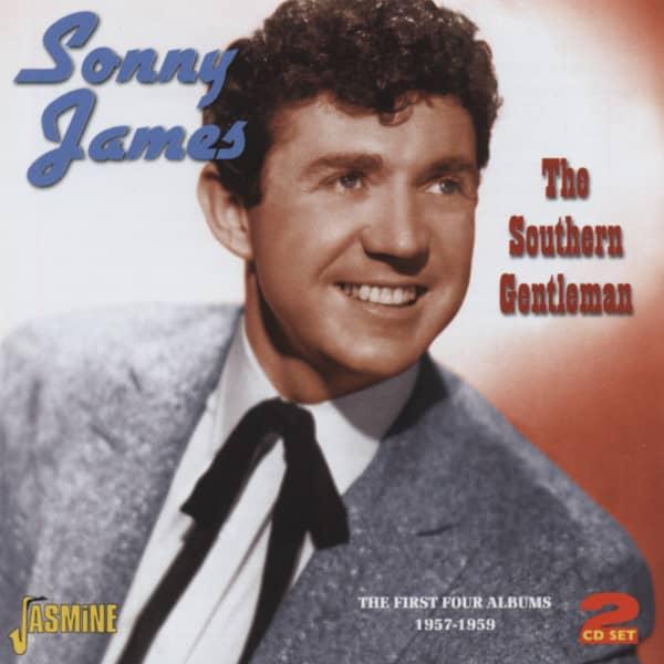 The Southern Gentleman 1957-59 (2-CD)