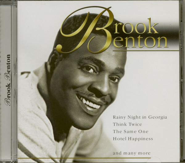 Brook Benton (CD)