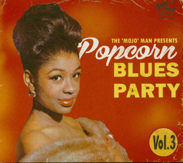 Popcorn Blues Party Vol.3 (CD)