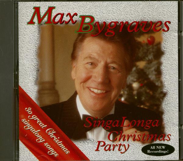 SingaLonga Christmas Party (CD)