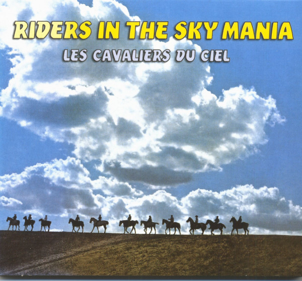 Riders In The Sky Mania - Digipac