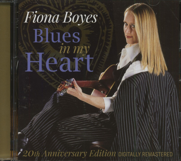Blues In My Heart - 20th Anniversary Edition (CD)