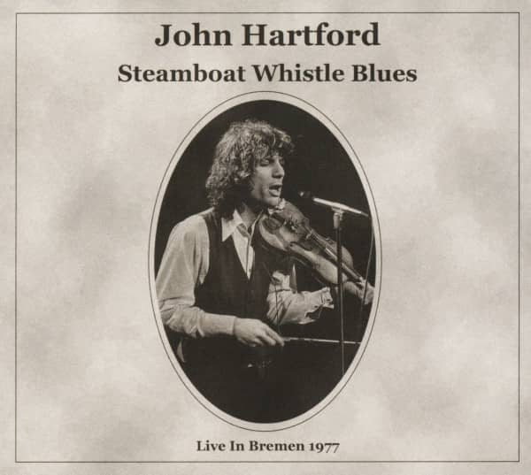 Steamboat Whistle Blues - Live In Bremen 1977 (CD)