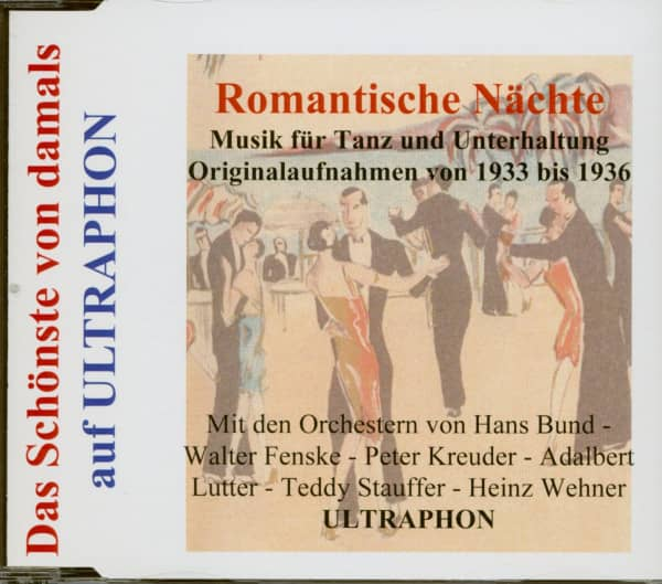 Romantische Nächte (CD)