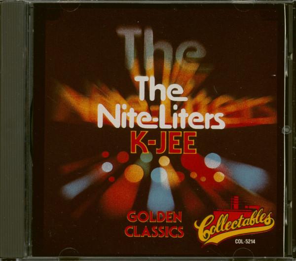 K-Jee - Golden Classics (CD)