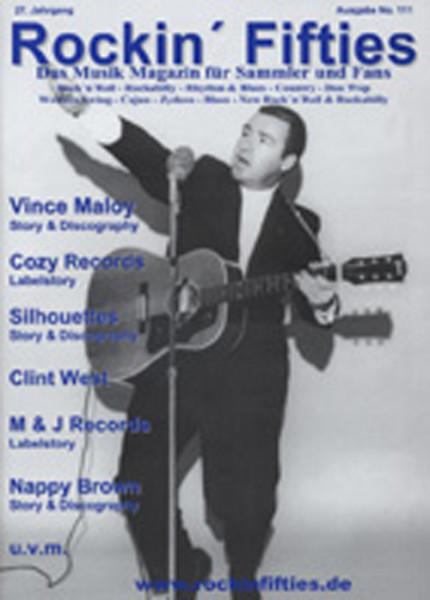 Nr. 111 - Musikmagazin für Sammler & Fans