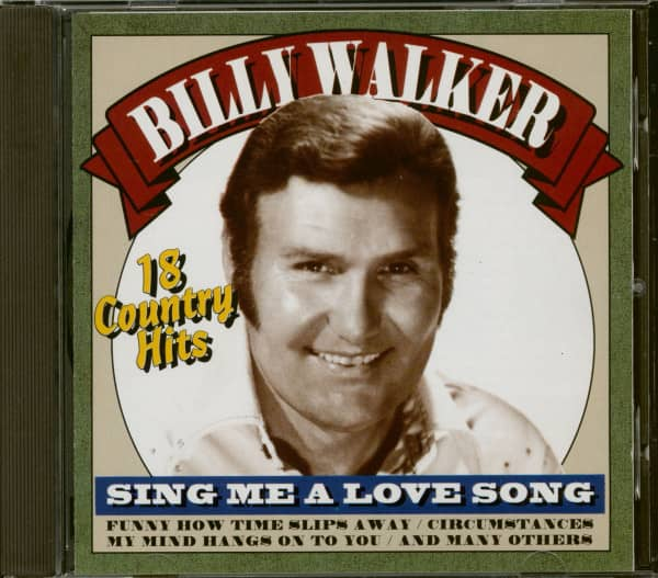 Sing Me A Love Song - 18 Country Hits (CD)