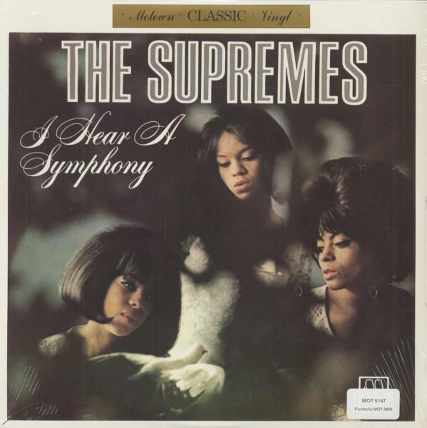 I Hear A Symphony (LP)