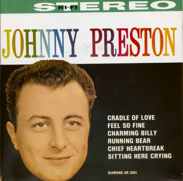 It's Time For Johnny Preston (7inch, EP, 45rpm, PS, BC)