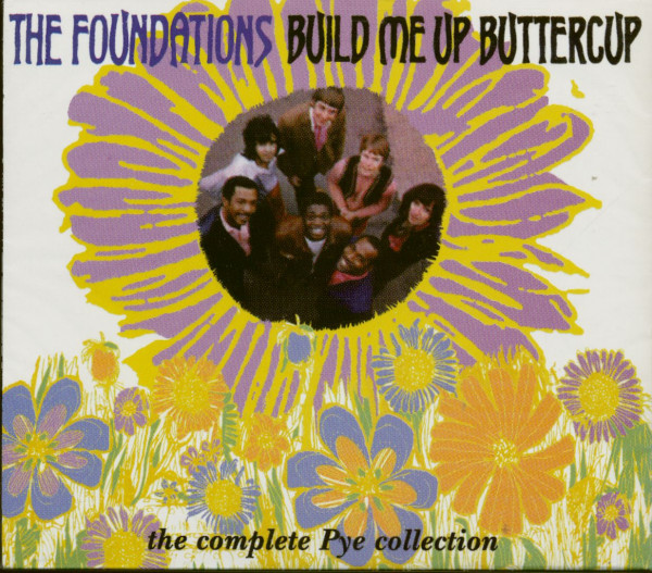 Build Me Up Buttercup - The Complete PYE Collection (3-CD)