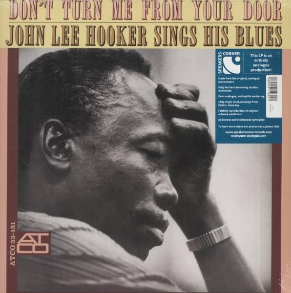 Don't Turn Me From Your Door (LP, 180g Vinyl)