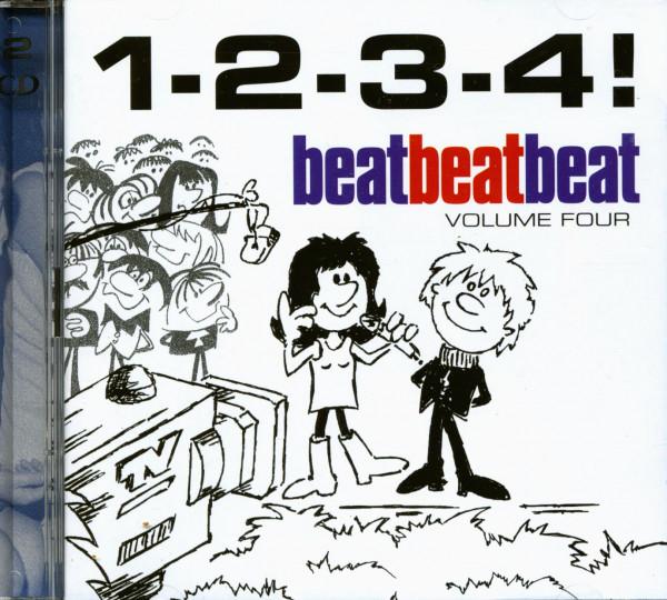 Beat, Beat, Beat 1-2-3-4 , Vol.4 (2-CD)