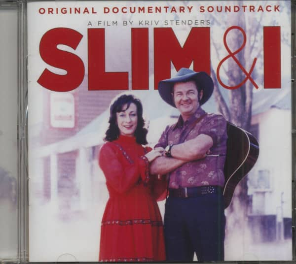 Slim & I - Soundtrack (CD)