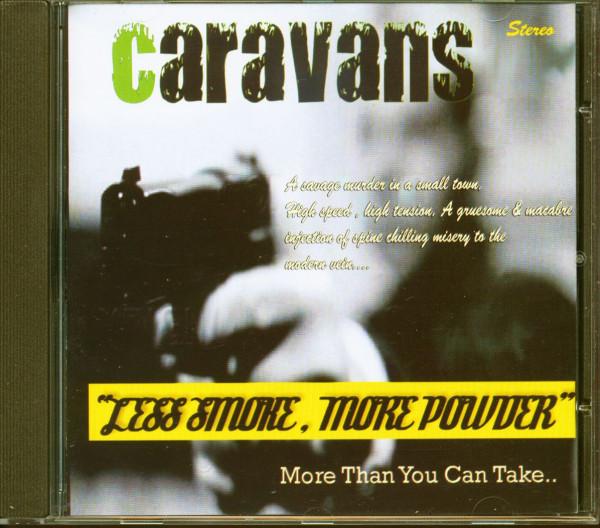 Less Smoke More Powder (CD)