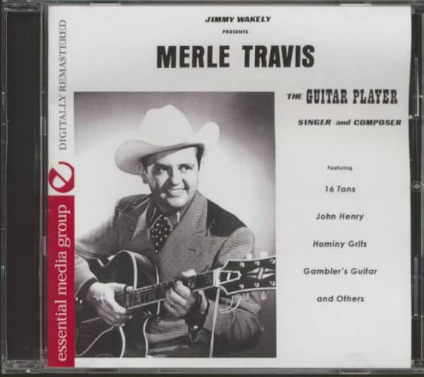 The Guitar Player, Singer And Composer (CD)