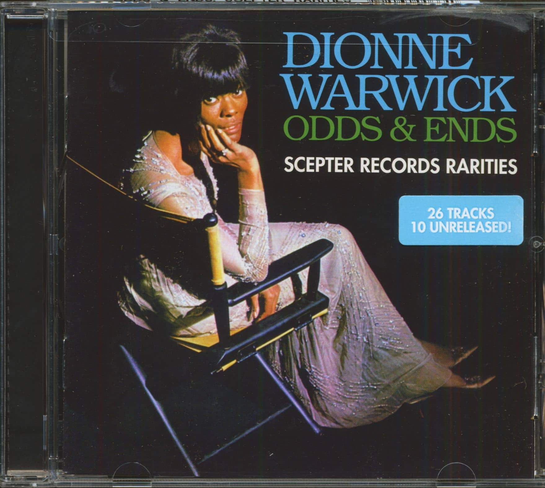 Dionne Warwick CD: Odds & Ends