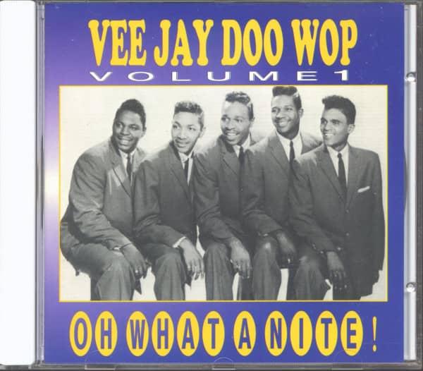 Vee-Jay Doo-Wop Vol.1 (CD)