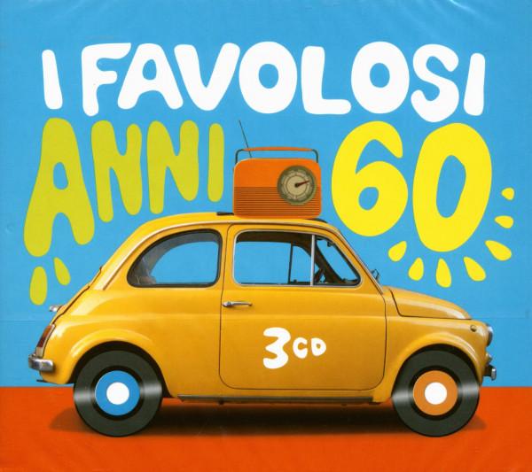 I Favolosi Anni 60 (3-CD)
