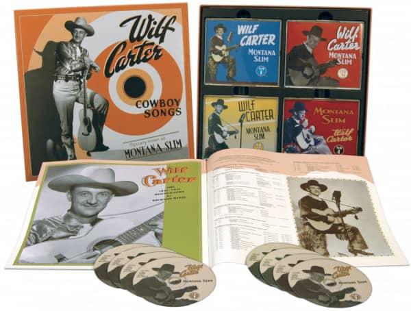Cowboy Songs (8-CD)