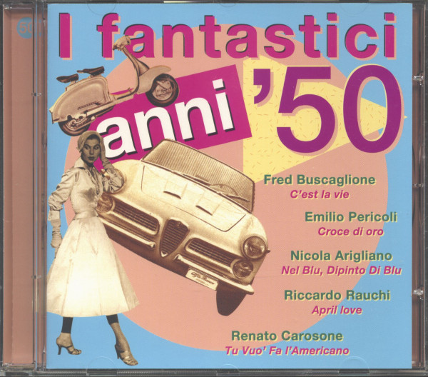 I Fantastici Anni '50 Vol.2 (CD)