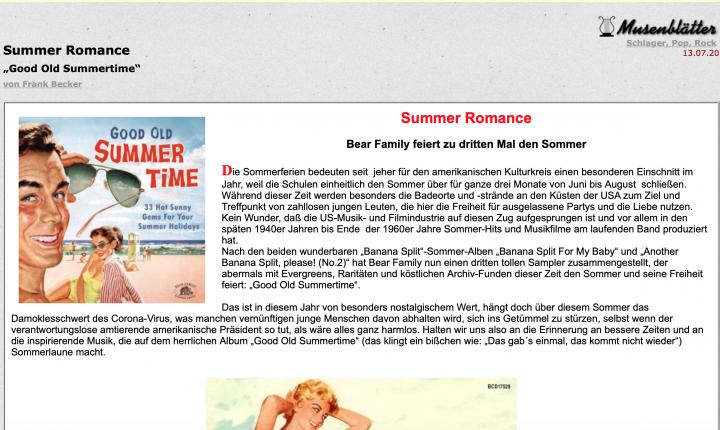 Presse-Archiv-Good-Old-Summertime-33-Hot-Sunny-Gems-For-Your-Summer-Holidays-musenbl-tter