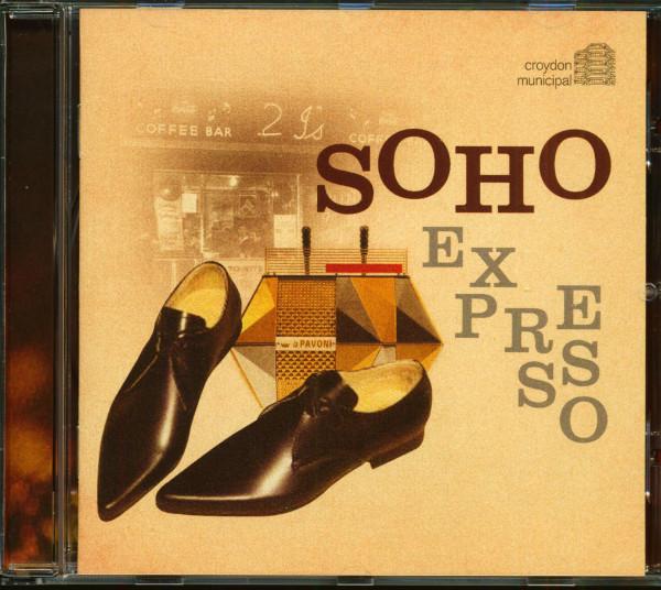 Soho Expresso (CD)