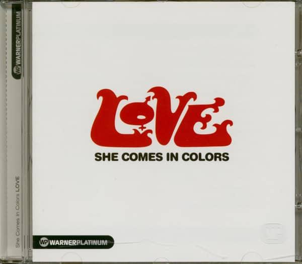She Comes In Colors (Elektra 1966-68)