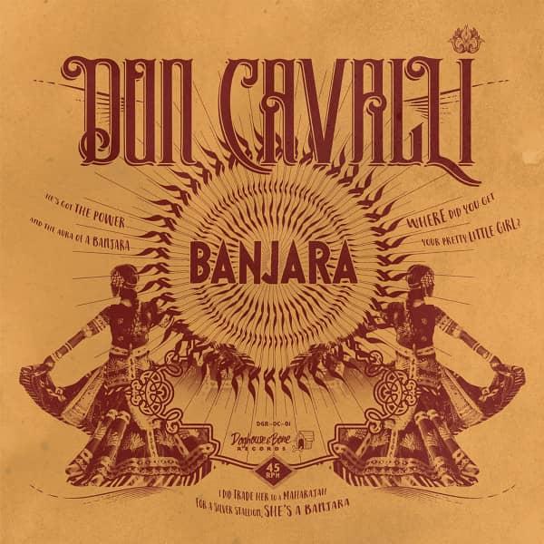 Banjara (LP, 10inch, 45rpm)