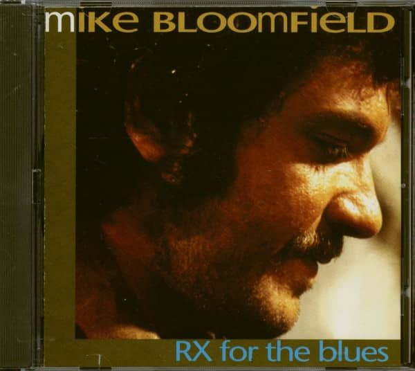 RX For The Blues (CD)