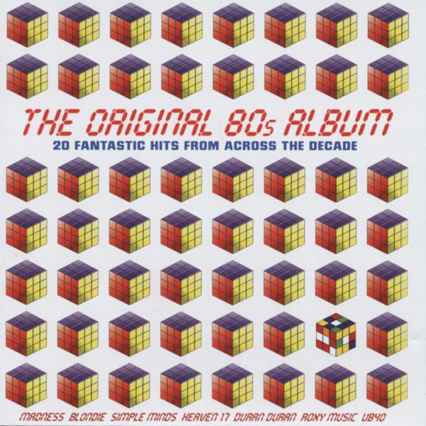 Original 80s Album (White)