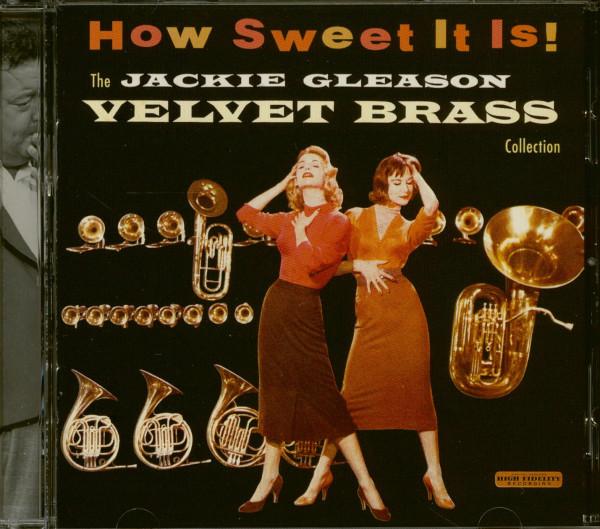 How Sweet It Is - Velvet Brass (CD)