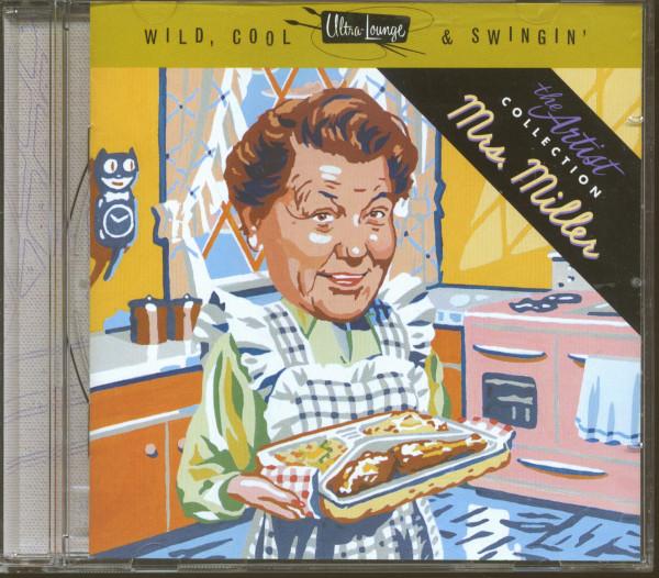 Ultra Lounge - Wild, Cool & Swingin' (CD)