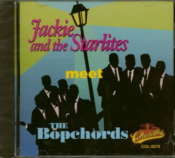 Jackie & The Starlites Meet The Bopchords