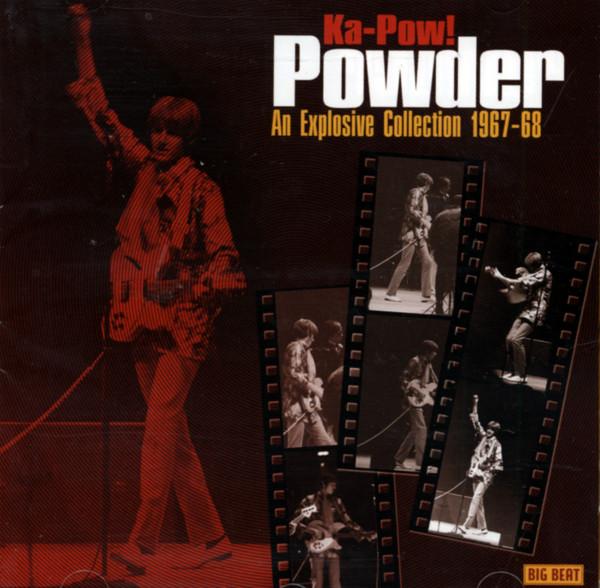 Ka-Pow! - An Explosive Collection 1967-1968